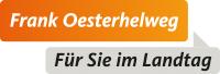 Frank Oesterhelweg | CDU Landtagsfraktion Niedersachsen | Mitglied des Landtages Logo