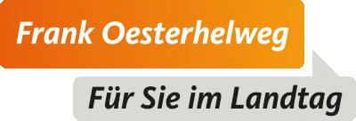 Frank Oesterhelweg | CDU Landtagsfraktion Niedersachsen | Mitglied des Landtages Retina Logo