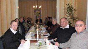 Der CDU-Kreisvorstand kam zu seiner ersten Tagung in diesem Jahr im Hornburger