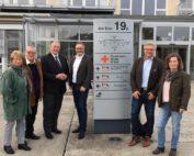 Im Bild v. l. n. r.: Elke Großer, Thomas Hornig, Frank Oesterhelweg, Thomas Stoch, Uwe Rump-Kahl und Heike Kanter.