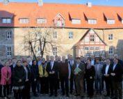 Wirtschaftsminister Dr. Bernd Althusmann MdL (Mitte) im Kreise der Mitglieder des CDU Landesvorstandes Braunschweig