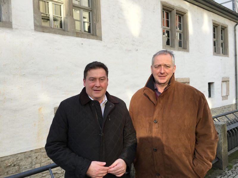 Oesterhelweg und Lagosky in Fachausschüsse berufen